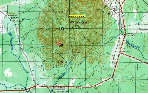 Bản đồ địa hình
