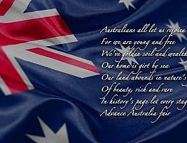 Nước Úc đổi quốc ca